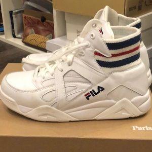 Fila the cage shoe
